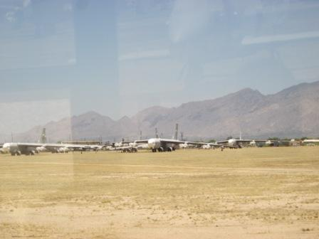 Part of B-52 retired fleet.