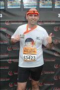 San Diego marathon medal.