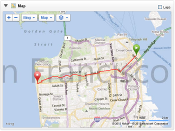 Bay to Breakers circuit.