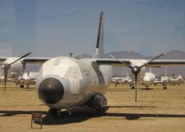The only cost-effective C-27s are in the desert (or already scrapped).
