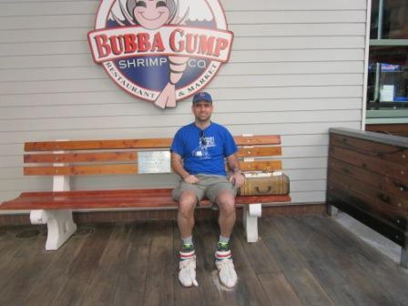 Bubba Gump Shrimp Company The Blog By Javier