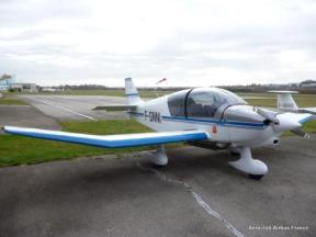 Robin DR-400 F-GNNI.