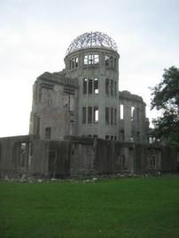 Genbaku Dome, Hiroshima.