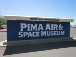 Pimar Air & Space Musem (Tucson, AZ).