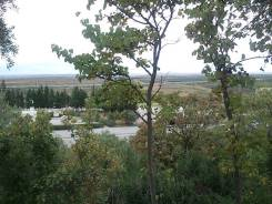 Plains at Thermopylae from Kolonos hill.