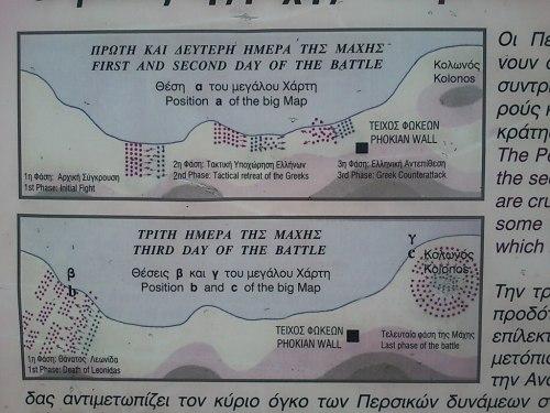 Description of the battle.