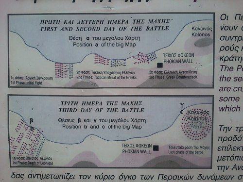 Description of the battle.