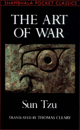 The Art of War, by Sun Tzu.