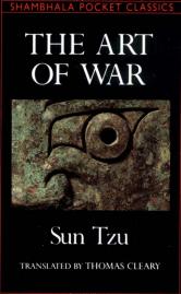 The Art of War, by Sun Tzu.