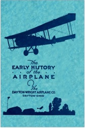 """The Early History of the Airplane"", by Orville and Wilbur Wright (The Project Gutenberg)."