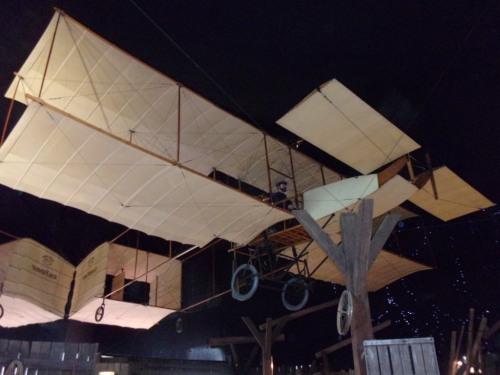 1907 Voisin-Farman biplane.