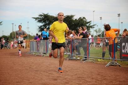 Final sprint.