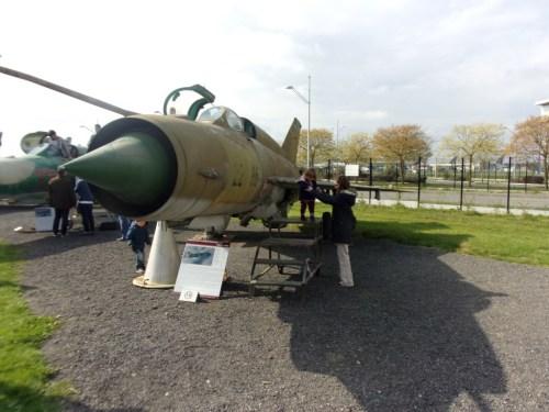 Mikoyan-Gurevich MiG-21.