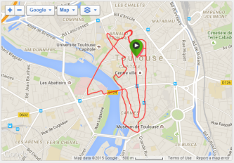 Real circuit we followed (note the difference in the second loop).