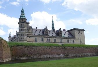 Kronborg castle.