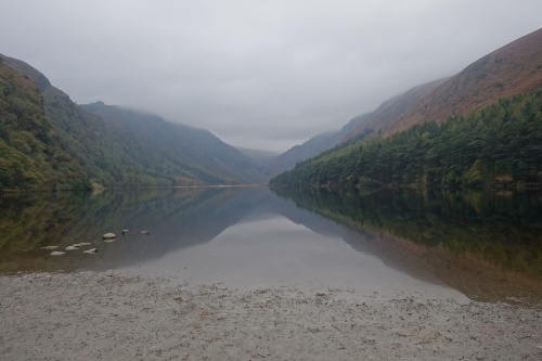 Upper lake.