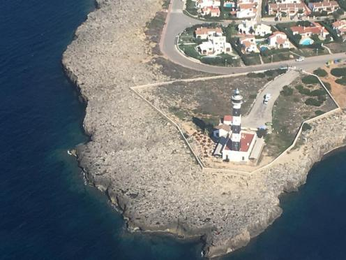 Lighthouse of Artrutx.