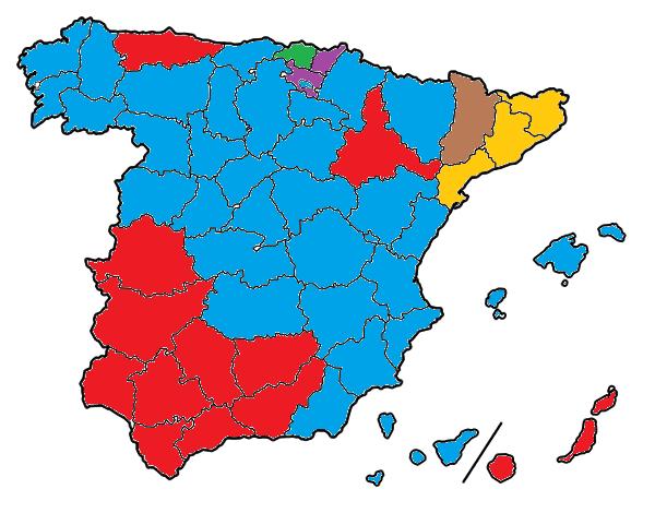 las-provincias-de-espana_2