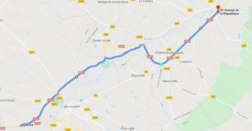 Route_google